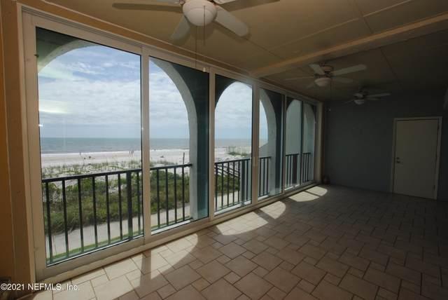 2415 Costa Verde Blvd #209, Jacksonville Beach, FL 32250 (MLS #1111115) :: 97Park