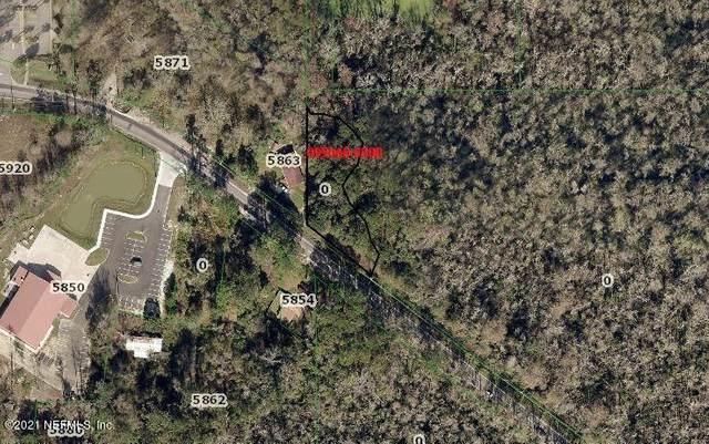 0 Collins Rd, Jacksonville, FL 32244 (MLS #1111120) :: Keller Williams Realty Atlantic Partners St. Augustine