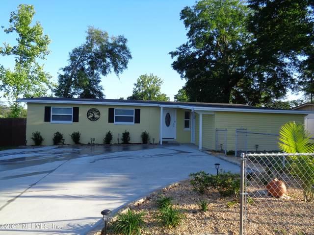 432 Gano Ave, Orange Park, FL 32073 (MLS #1111133) :: The Huffaker Group