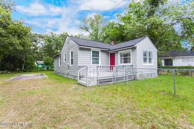 5245 Bragg Rd, Jacksonville, FL 32254 (MLS #1111138) :: Berkshire Hathaway HomeServices Chaplin Williams Realty