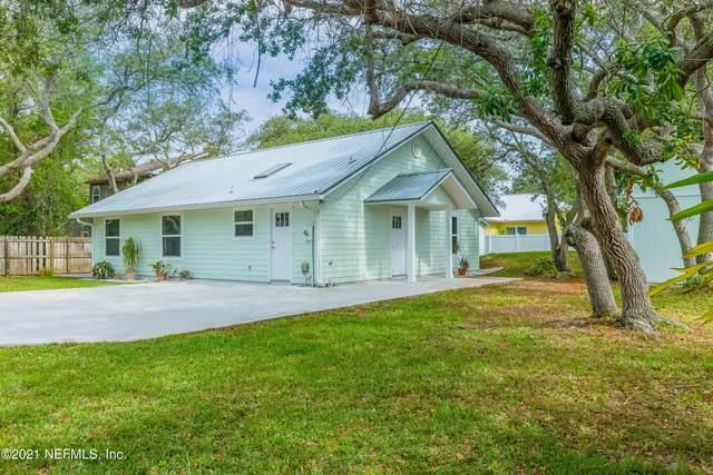 350 Biscayne Ave, St Augustine, FL 32080 (MLS #1111151) :: EXIT Real Estate Gallery