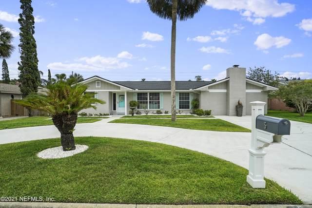 5 Sailfish Dr, Ponte Vedra Beach, FL 32082 (MLS #1111217) :: The Every Corner Team