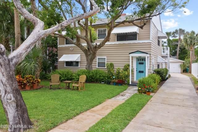 216 Myrtle St, Neptune Beach, FL 32266 (MLS #1111221) :: The Huffaker Group