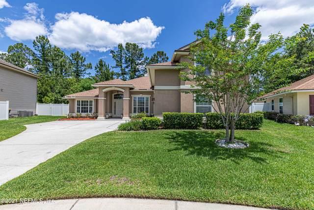 10942 Stanton Hills Dr E, Jacksonville, FL 32222 (MLS #1111291) :: The Newcomer Group