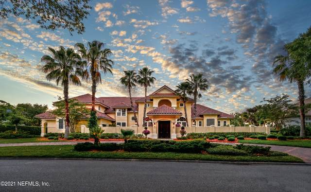 153 Plantation Cir, Ponte Vedra Beach, FL 32082 (MLS #1111297) :: The Perfect Place Team