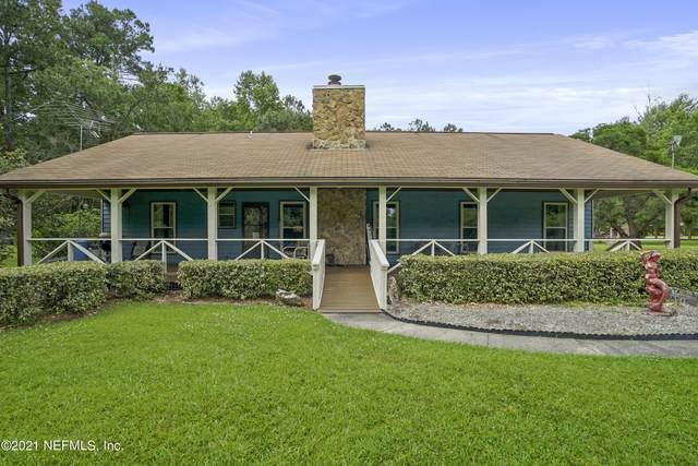 4270 Hawk Haven Rd, Middleburg, FL 32068 (MLS #1111365) :: EXIT Inspired Real Estate