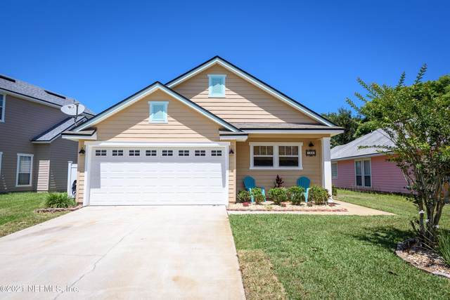 124 N Churchill Dr, St Augustine, FL 32086 (MLS #1111427) :: EXIT Real Estate Gallery