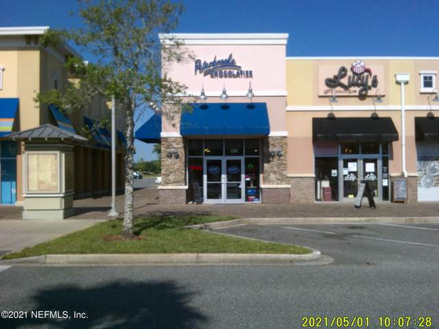 9640 Crosshill Blvd #106, Jacksonville, FL 32222 (MLS #1111451) :: Noah Bailey Group