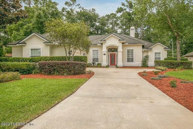 3817 Reds Gait Ln, Jacksonville, FL 32223 (MLS #1111483) :: The Volen Group, Keller Williams Luxury International