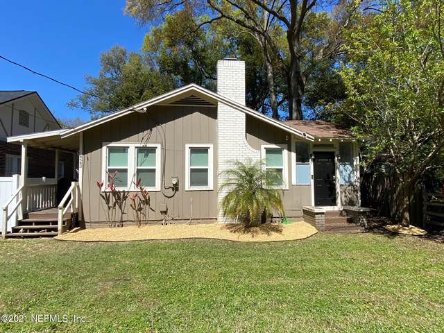 4643 Royal Ave, Jacksonville, FL 32205 (MLS #1111534) :: The Perfect Place Team