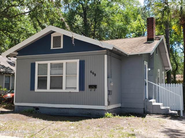 668 Linwood Ave, Jacksonville, FL 32206 (MLS #1111581) :: Olson & Taylor | RE/MAX Unlimited