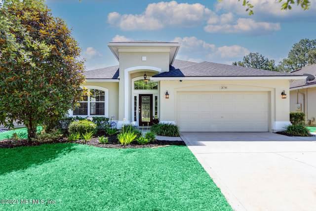 378 Casa Sevilla Ave, St Augustine, FL 32092 (MLS #1111590) :: Berkshire Hathaway HomeServices Chaplin Williams Realty