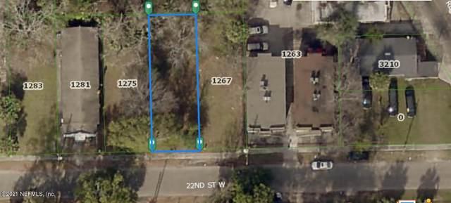 1269 W 22ND St, Jacksonville, FL 32209 (MLS #1111649) :: Berkshire Hathaway HomeServices Chaplin Williams Realty