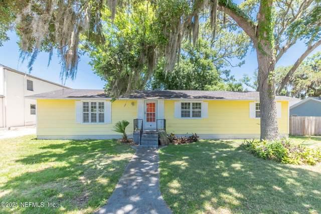 4 Nelmar Ave, St Augustine, FL 32084 (MLS #1111658) :: Crest Realty