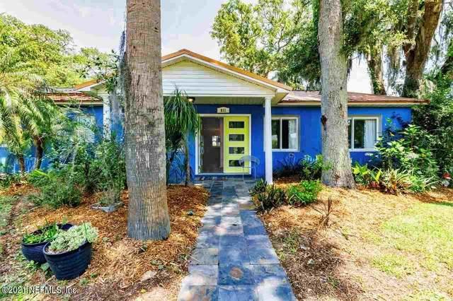 811 Warbler Rd, St Augustine, FL 32086 (MLS #1111684) :: Noah Bailey Group