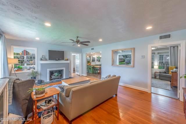 1110 Nicholson Rd, Jacksonville, FL 32207 (MLS #1111735) :: Bridge City Real Estate Co.