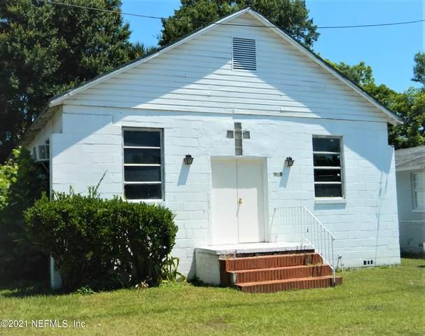 1459 Union St W, Jacksonville, FL 32209 (MLS #1111752) :: Noah Bailey Group