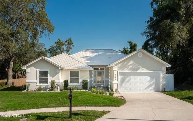 4403 Chasewood Dr, Jacksonville, FL 32225 (MLS #1111881) :: Bridge City Real Estate Co.