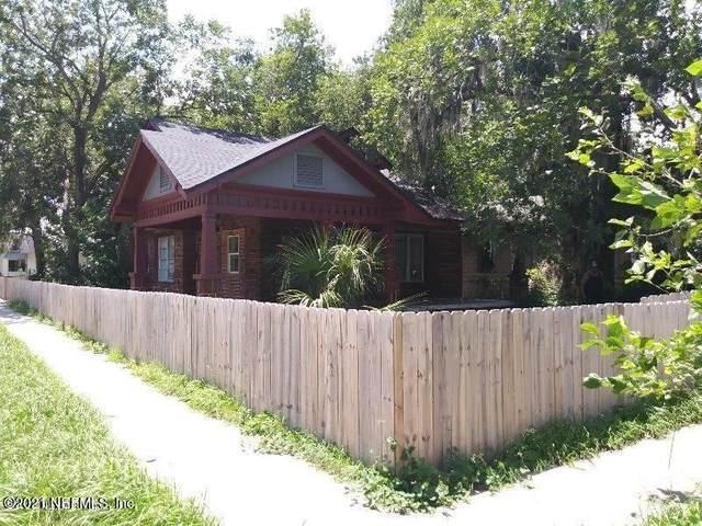 504 Woodbine St, Jacksonville, FL 32206 (MLS #1111941) :: CrossView Realty