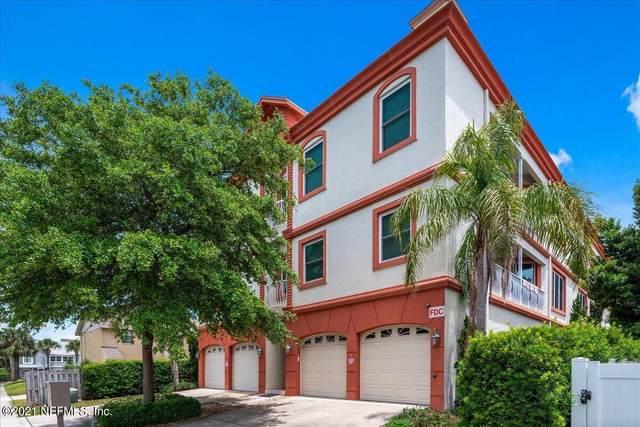 1319 2ND St N C, Jacksonville Beach, FL 32250 (MLS #1111949) :: The Huffaker Group