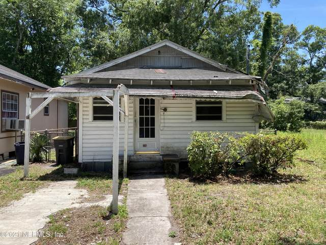 1116 W 19TH St, Jacksonville, FL 32209 (MLS #1111961) :: Olde Florida Realty Group