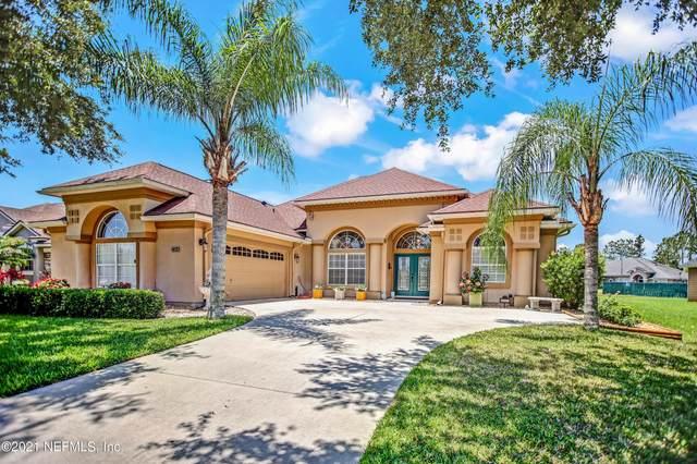 294 Porta Rosa Cir, St Augustine, FL 32092 (MLS #1111980) :: The Every Corner Team