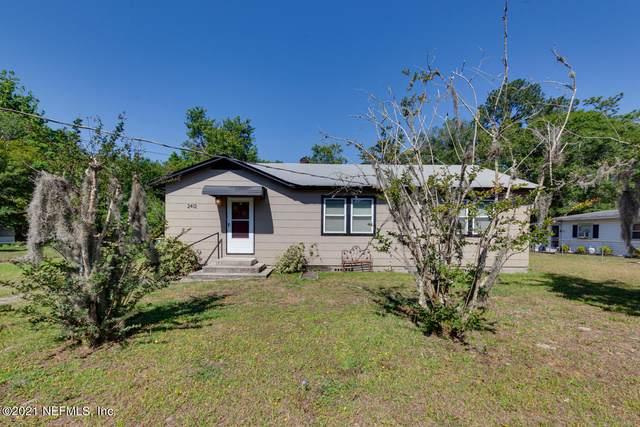 2412 Forest Blvd, Jacksonville, FL 32246 (MLS #1112067) :: Berkshire Hathaway HomeServices Chaplin Williams Realty