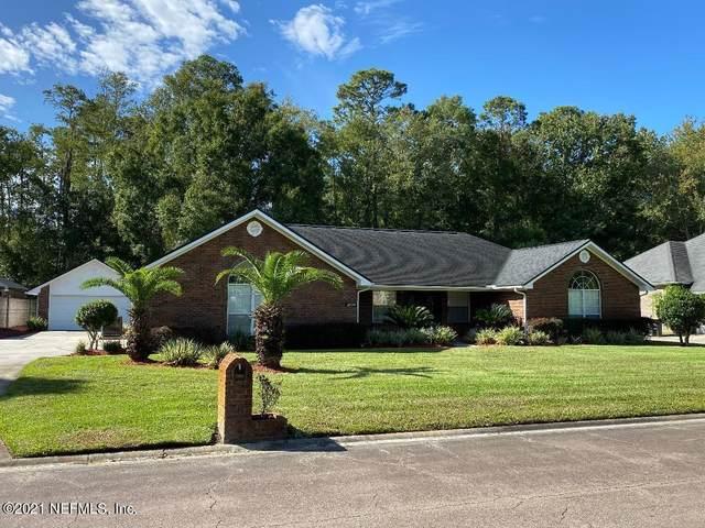 10434 Wellington Springs Way, Jacksonville, FL 32221 (MLS #1112077) :: The Hanley Home Team