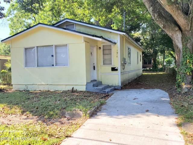 1610 W 17TH St, Jacksonville, FL 32209 (MLS #1112134) :: Park Avenue Realty