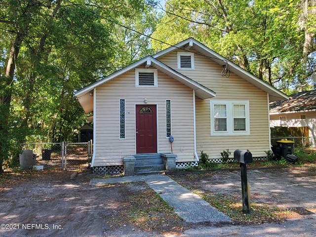 2780 Sunnyside St, Jacksonville, FL 32254 (MLS #1112138) :: The Huffaker Group