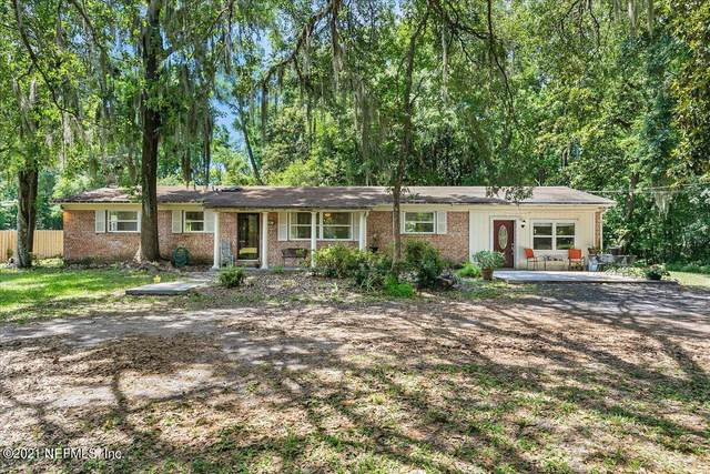 328 Hollywood Forest Dr, Fleming Island, FL 32003 (MLS #1112145) :: The Impact Group with Momentum Realty