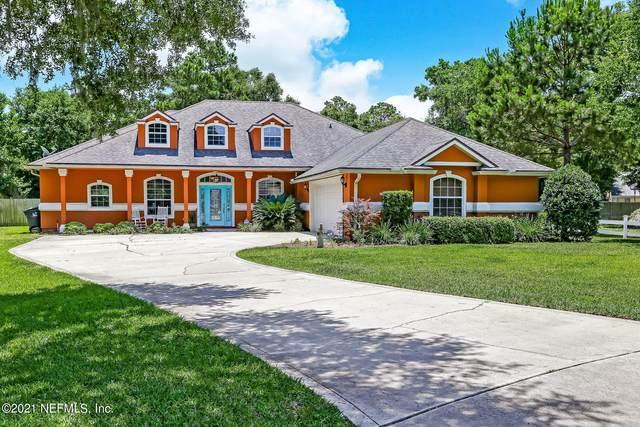 96004 Hidden Marsh Ln, Fernandina Beach, FL 32034 (MLS #1112159) :: Noah Bailey Group