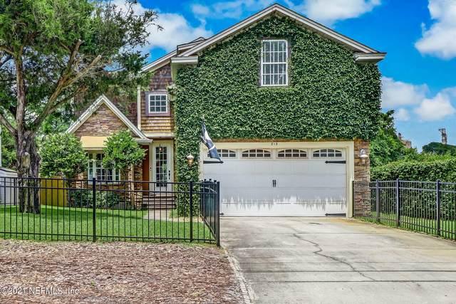 513 Dade St, Fernandina Beach, FL 32034 (MLS #1112209) :: Berkshire Hathaway HomeServices Chaplin Williams Realty