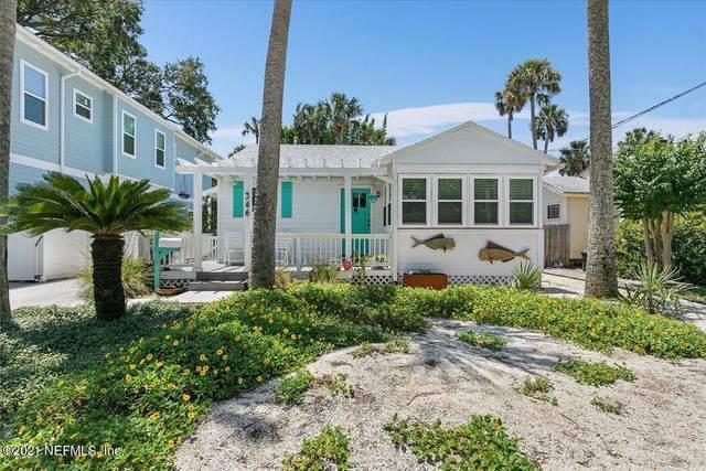 346 8TH St, Atlantic Beach, FL 32233 (MLS #1112304) :: The Huffaker Group