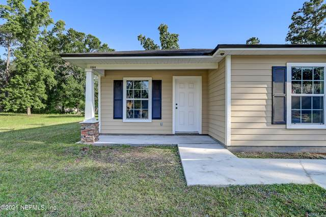 8444 Hewitt St, Jacksonville, FL 32244 (MLS #1112459) :: Noah Bailey Group