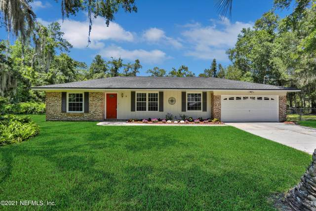 141 Hollywood Forest Dr, Fleming Island, FL 32003 (MLS #1112463) :: The Perfect Place Team