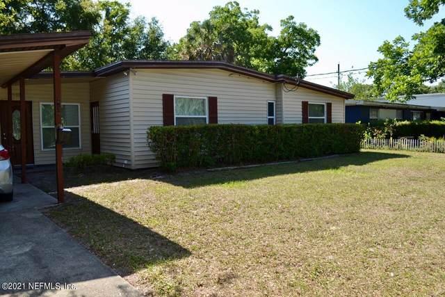 2730 Ector Rd N, Jacksonville, FL 32211 (MLS #1112515) :: Keller Williams Realty Atlantic Partners St. Augustine