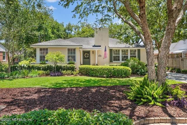 4077 London Rd, Jacksonville, FL 32207 (MLS #1112518) :: The Hanley Home Team