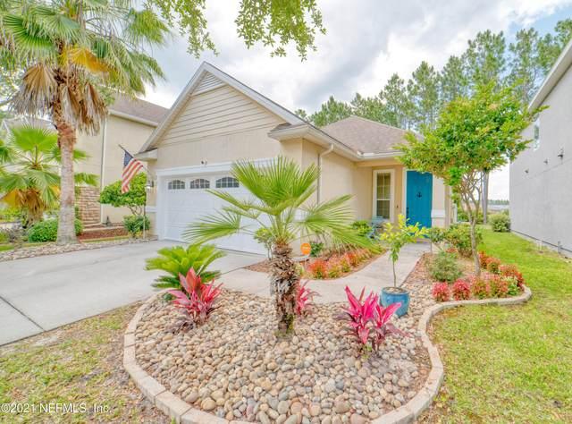 712 Briar View Dr, Orange Park, FL 32065 (MLS #1112546) :: EXIT Inspired Real Estate