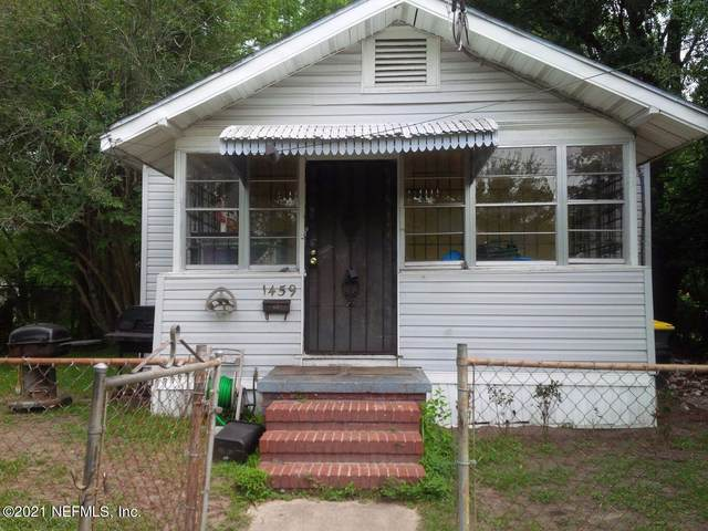 1459 W 23RD St, Jacksonville, FL 32209 (MLS #1112580) :: EXIT Real Estate Gallery