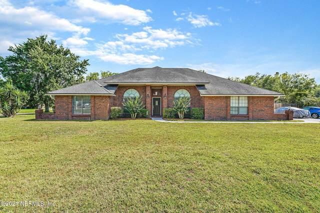 2333 Glenfinnan Dr, Orange Park, FL 32073 (MLS #1112582) :: Bridge City Real Estate Co.