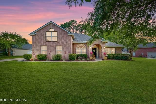 301 N Parke View Dr, Jacksonville, FL 32259 (MLS #1112622) :: EXIT Real Estate Gallery