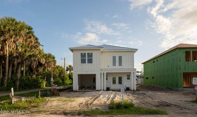 114 7TH St, St Augustine Beach, FL 32080 (MLS #1112632) :: The Impact Group with Momentum Realty