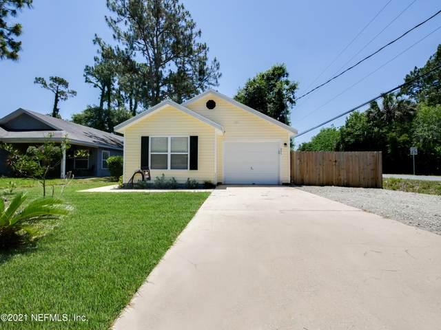 895 Ervin St, St Augustine, FL 32084 (MLS #1112634) :: The Hanley Home Team