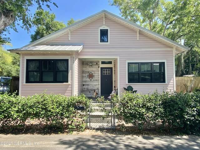 117 Pomar St, St Augustine, FL 32084 (MLS #1112672) :: The Hanley Home Team
