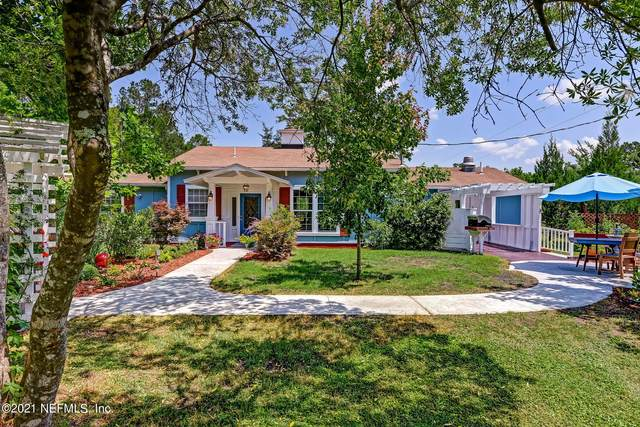 37421 Ingham Rd, Hilliard, FL 32046 (MLS #1112753) :: Endless Summer Realty
