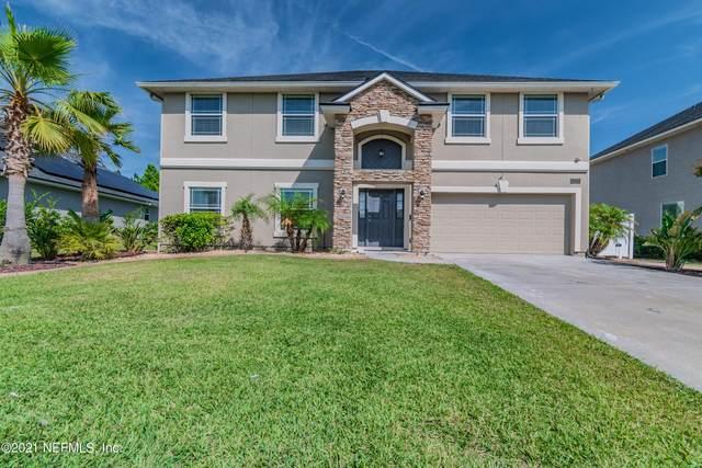 546 Porta Rosa Cir, St Augustine, FL 32092 (MLS #1112777) :: EXIT 1 Stop Realty