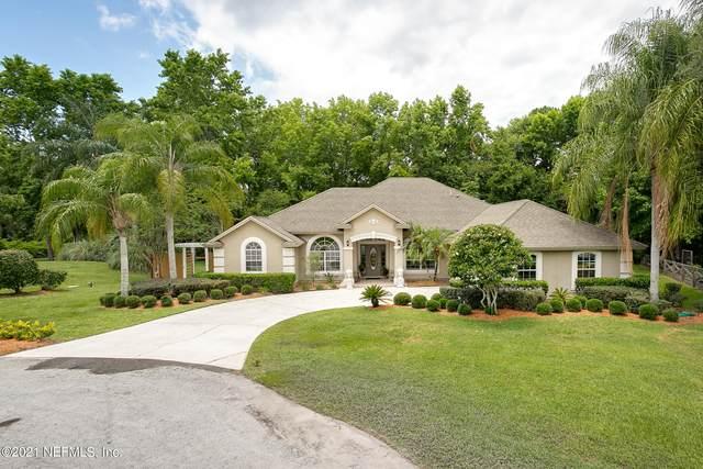 8508 Shane Ct, St Augustine, FL 32092 (MLS #1112818) :: EXIT Real Estate Gallery