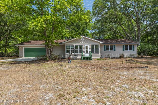 86383 Hill Valley Ave, Yulee, FL 32097 (MLS #1112826) :: The Every Corner Team