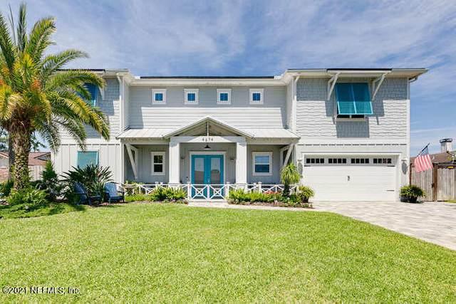 4274 Tideview Dr, Jacksonville, FL 32250 (MLS #1112846) :: Endless Summer Realty